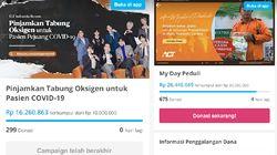 Bahu Membahu Fans K-Pop Bantu Penanganan COVID-19 di Indonesia