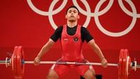Eko Yuli Irawan Meraih Perak Olimpiade Tokyo 2020
