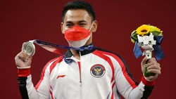 Saat Jokowi Apresiasi Eko Yuli, Atlet RI dengan 4 Medali Olimpiade