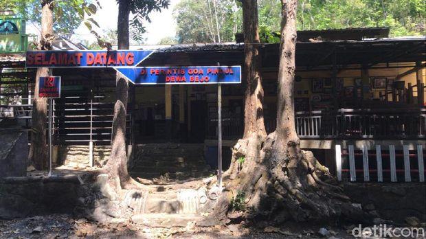 Objek wisata di Gunungkidul.