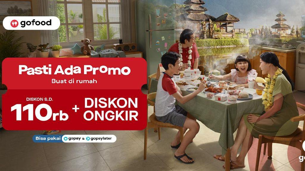 Promo WIB, GoFood Beri Diskon 75%-Paket Langganan GoFood Plus Rp 1.000