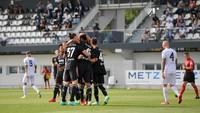 Juventus Sikat Cesena 3-1 di Laga Uji Coba
