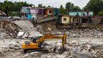 Korban Tewas Akibat Longsor di India Terus Bertambah