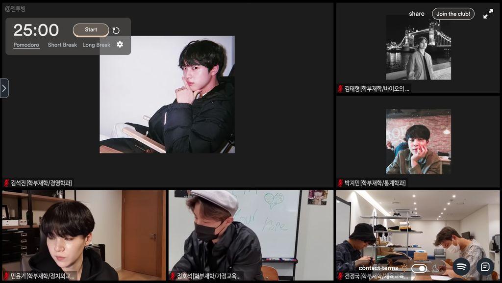 LifeAt, situs web belajar bareng idol KPop