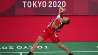 Sejarah! Tim Bulutangkis Indonesia Sapu Bersih Laga Awal Olimpiade