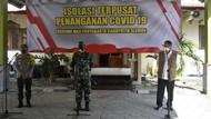 Panglima TNI dan Kasatgas COVID-19 Tinjau Asrama Haji Sleman