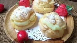 Resep Pembaca: Resep Kue Sus Vla Vanila yang Lembut Legit
