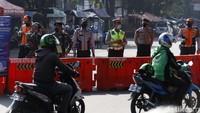 PPKM Level 4 Dilonggarkan, Penyekatan di Jakarta Tetap Berlaku