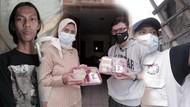 Uluran Tangan Malaikat Tak Bersayap di Tengah Pandemi