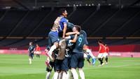 Hasil Sepakbola Olimpiade Tokyo: Argentina Susah Payah Tekuk Mesir