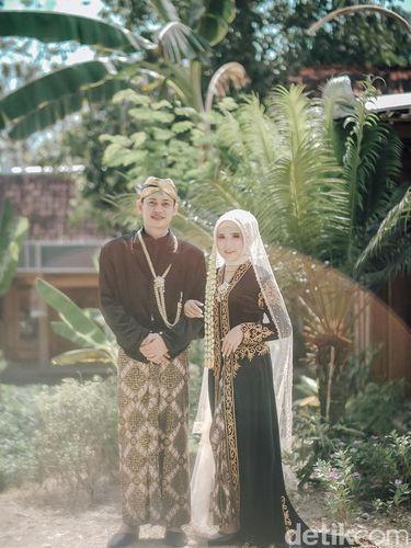 Viral acara pernikahan tanpa dekorasi.