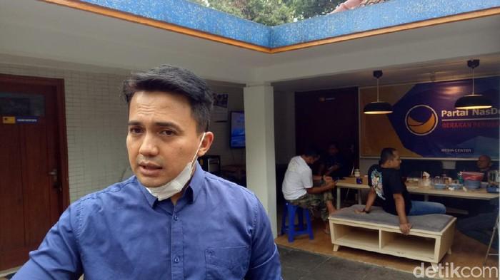 Wabup Bandung Sahrul Gunawan ingin fokus pembibitan atlit