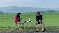 Selepas PPKM, Coba Keliling Desa Pakai Ontel di Suguhan Jamu, Bantul