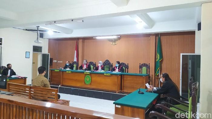4 saksi dihadirkan dalam sidang penganiayaan dosen UGJ Cirebon