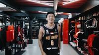 Abraham Wenas Resmi Gabung Bali United