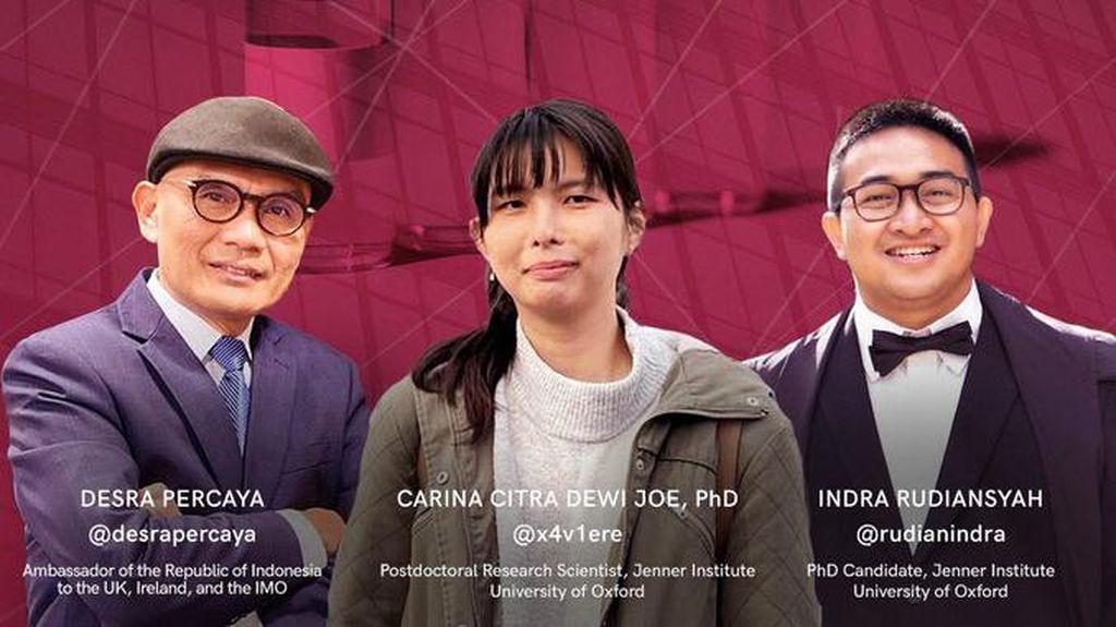 Tak Hanya Indra, Ini Ilmuwan Indonesia yang Kembangkan Vaksin AstraZeneca