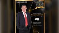 Gaungkan Semangat Ini, Bos JNE Raih Predikat Best CEO