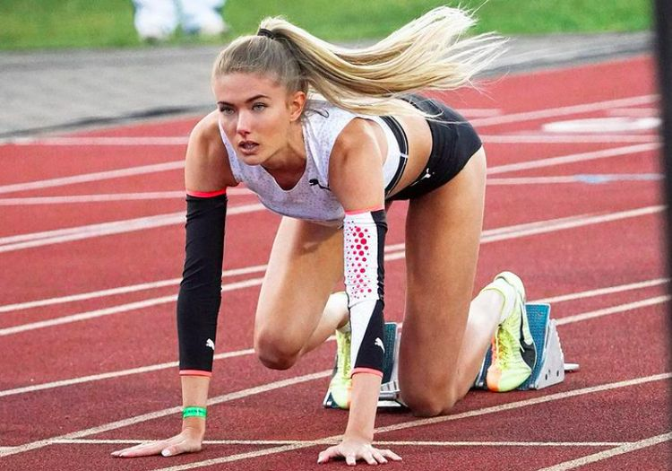 Pesona Atlet Olimpiade