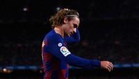 Jalan Buntu Antoine Griezmann ke Liga Inggris
