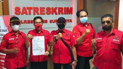 Baliho Puan Maharani Jadi Korban Vandalisme, PDIP Surabaya Lapor Polisi