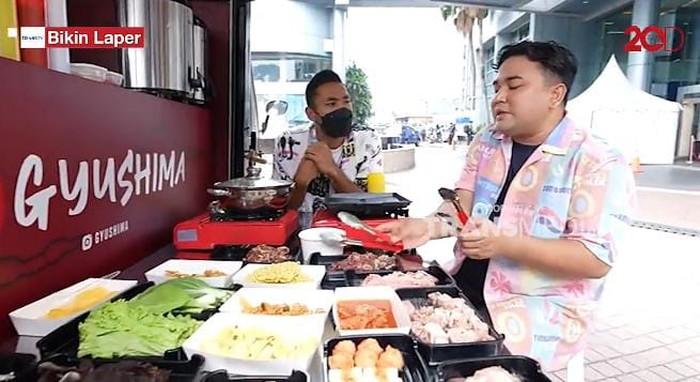 Bikin Laper: All You Can Eat Food Truck
