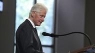 Mantan Presiden AS Bill Clinton Dilarikan ke Rumah Sakit