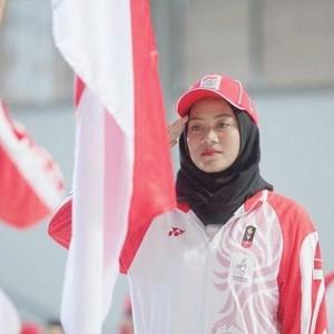 10 Foto Diananda Choirunnisa, Istri TNI yang Jadi Atlet Panahan Olimpiade