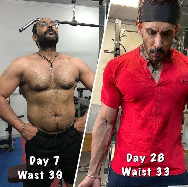 Diet Tinggi Protein Bikin Pria Ini Turun BB 12 Kilogram dalam 40 Hari