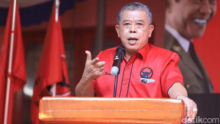 DPD PDI Perjuangan Jawa Timur Kusnadi