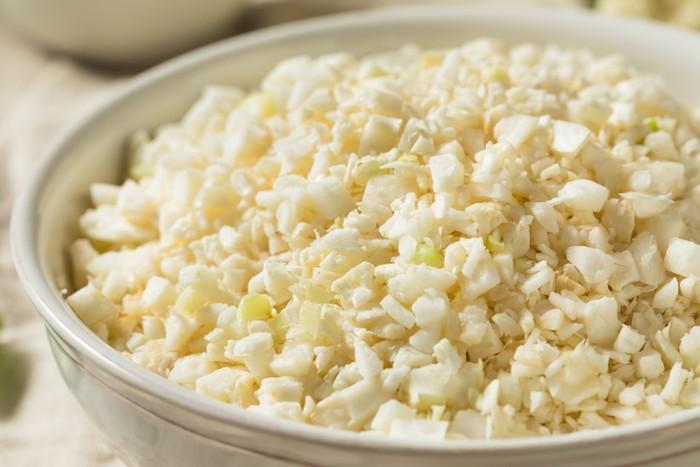 Fakta Nasi Kembang Kol dan Cara Membuatnya