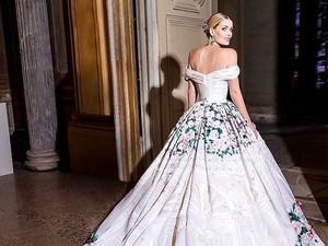 Pernikahannya Jadi Sorotan, Ini 5 Gaun Pengantin Mewah Keponakan Putri Diana