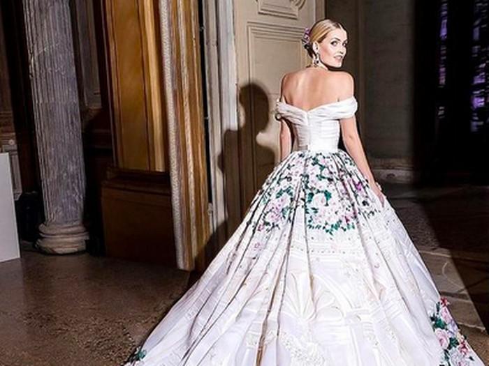 Gaun Pengantin Lady Kitty Spencer