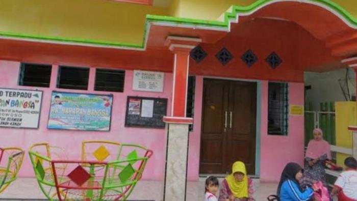 Gedung TK Pembina di Bondowoso