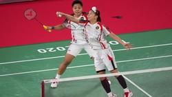 Kalahkan Wakil Jepang, Greysia/Apriyani Jadi Juara Grup A