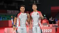 Jatuh-Bangun Greysia Polii Tembus Final Olimpiade