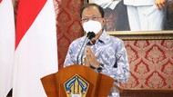 Koster Lobi Pusat, Target Vaksinasi di Bali Naik Jadi 3,4 Juta Orang