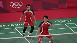 Hasil Bulutangkis Olimpiade: Hendra/Ahsan ke Semifinal!
