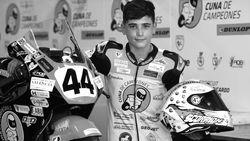 Tragis! Pebalap Motor 14 Tahun Hugo Milan Tewas Usai Kecelakaan di Sirkuit Aragon
