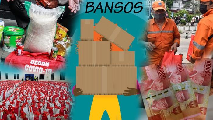 Ilustrasi Bansos
