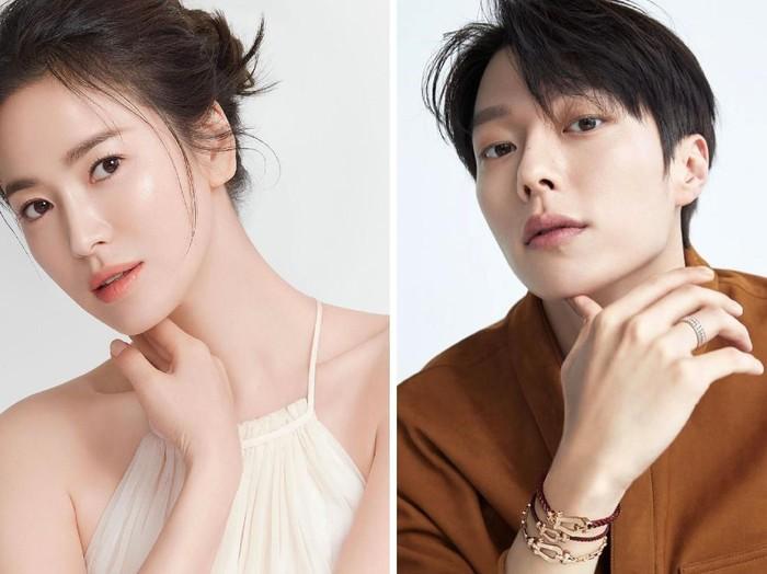 Jang Ki Yong dan Song Hye Kyo