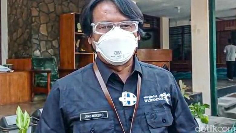 Kepala Dinas Pariwisata Kulon Progo, Joko Mursito