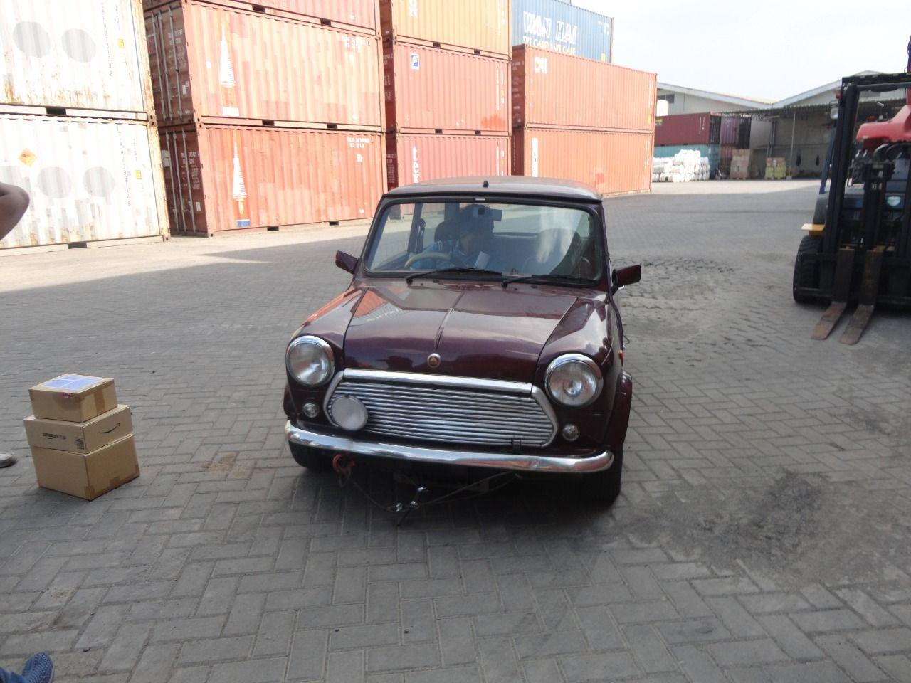 Lelang Mobil Mini Cooper 40