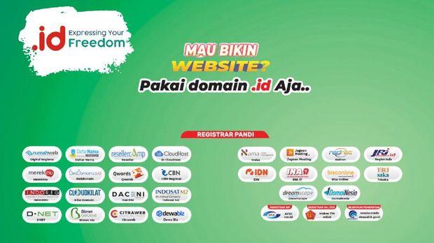 Nama domain lokal .id