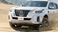 Tantang Pajero dan Fortuner, Nissan Terra Terbaru Hadir di Asia Tenggara