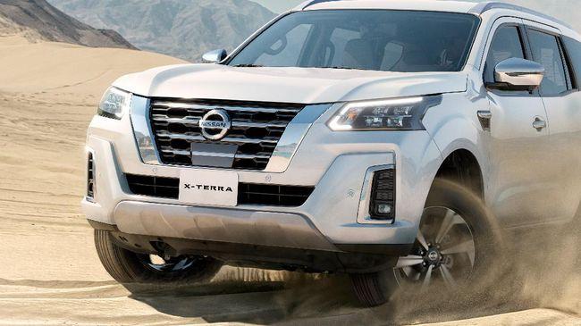Nissan Terra Terbaru Debut di Asia Tenggara Bulan Depan, Tantang Pajero Sport-Fortuner