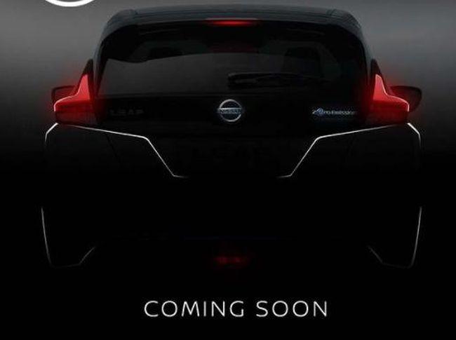 Bocoran Mobil Baru Nissan untuk Indonesia, Leaf?