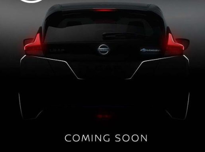 Nissan unggah teaser mobil baru