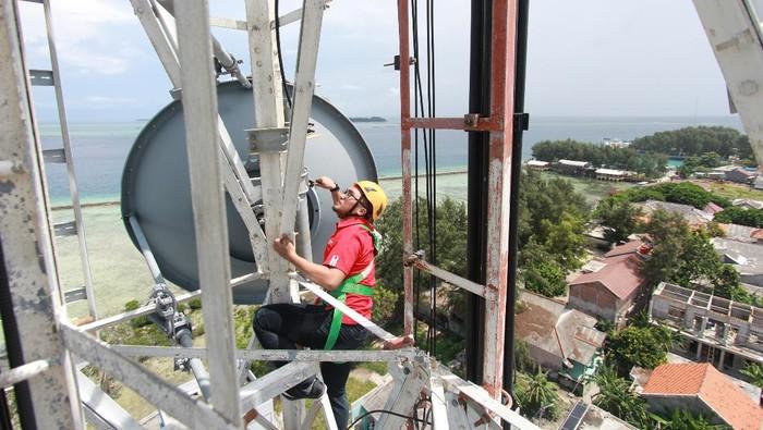 Pemeliharaan Tower di Pelosok