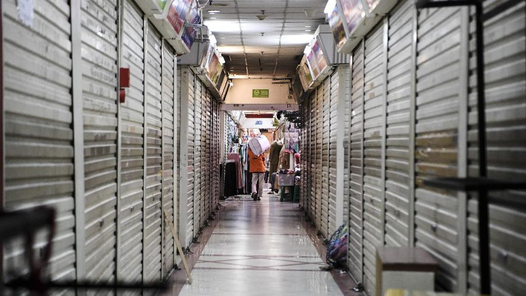 Pemerintah Bebaskan PPN Sewa Kios Pusat Perbelanjaan