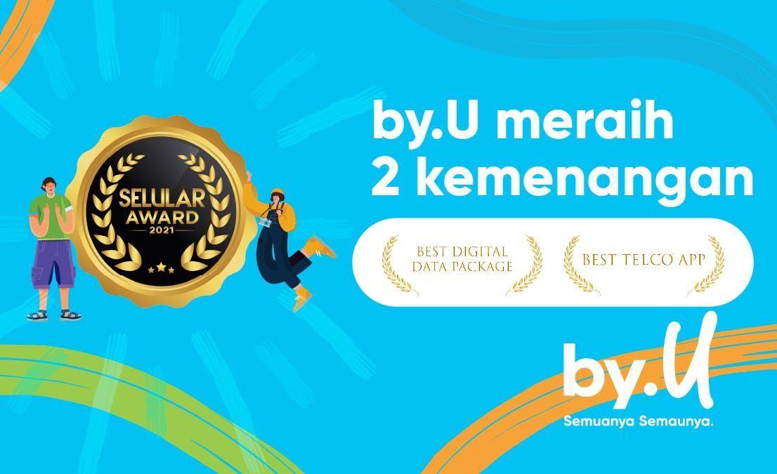 Penghargaan by.U